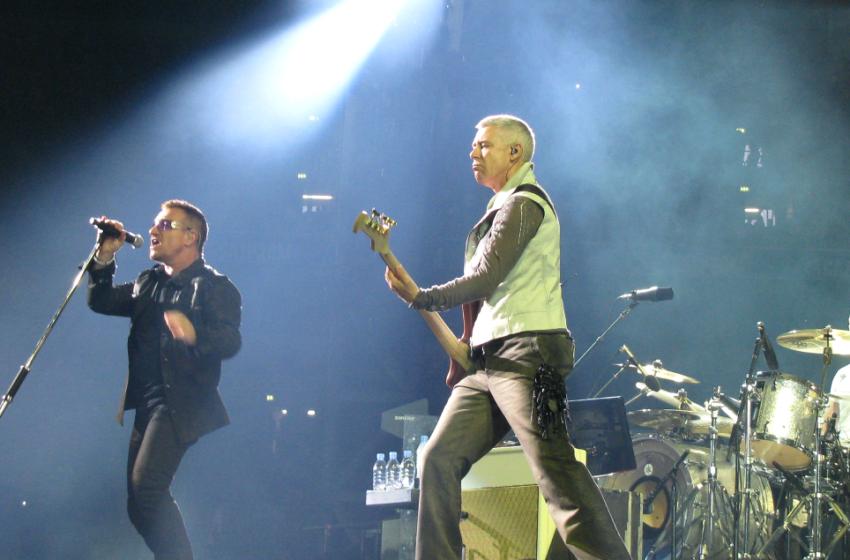 U2 se prepara para receber prêmio por inovação na música