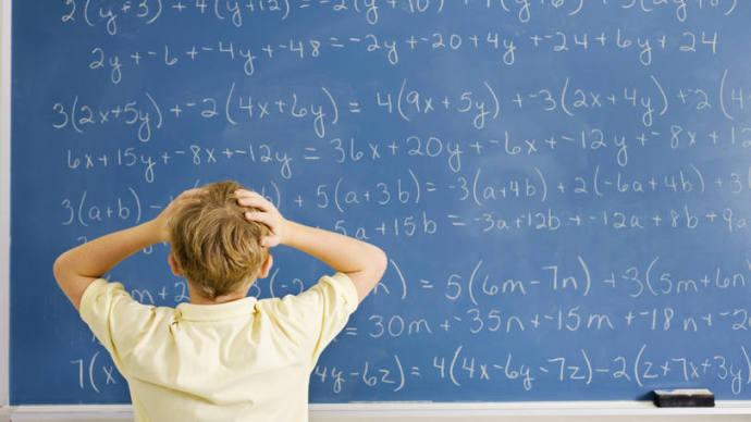 Você acha que não nasceu para matemática? Improvável, diz pesquisador