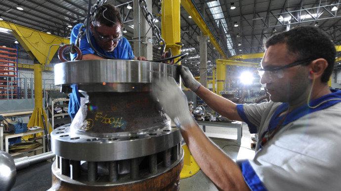 Confiança da indústria e de serviços sobe em março, diz FGV