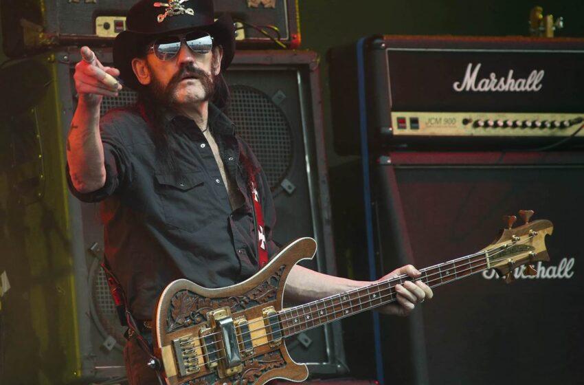 Shows da última turnê do Motörhead serão lançados em CD e DVD