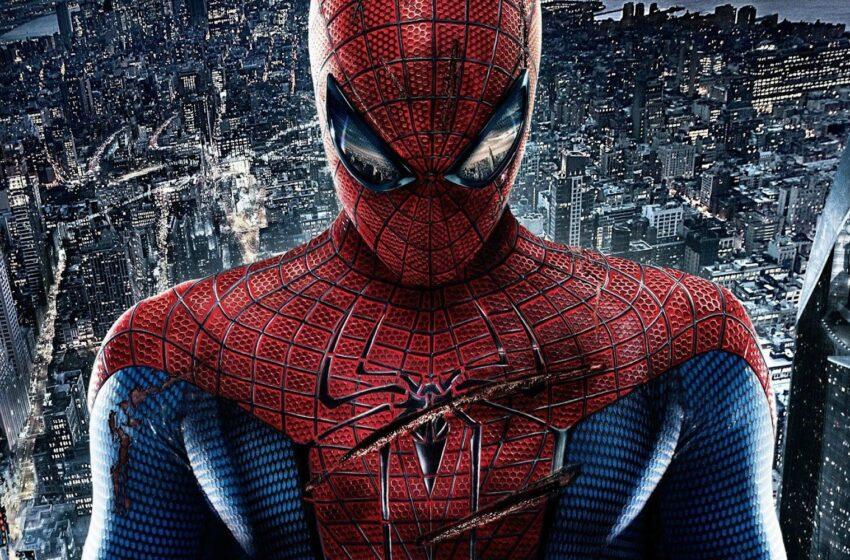 Spider-Man Homecoming é o título do novo filme do Homem-Aranha