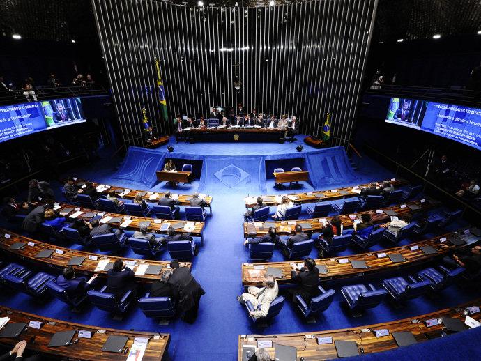 Senado tem ampla maioria para afastar Dilma, mas faltam votos para condenação
