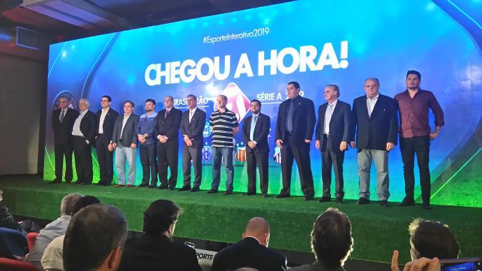 Inter assina contrato com Esporte Interativo