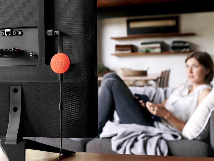 Google lança segunda geração do Chromecast no Brasil