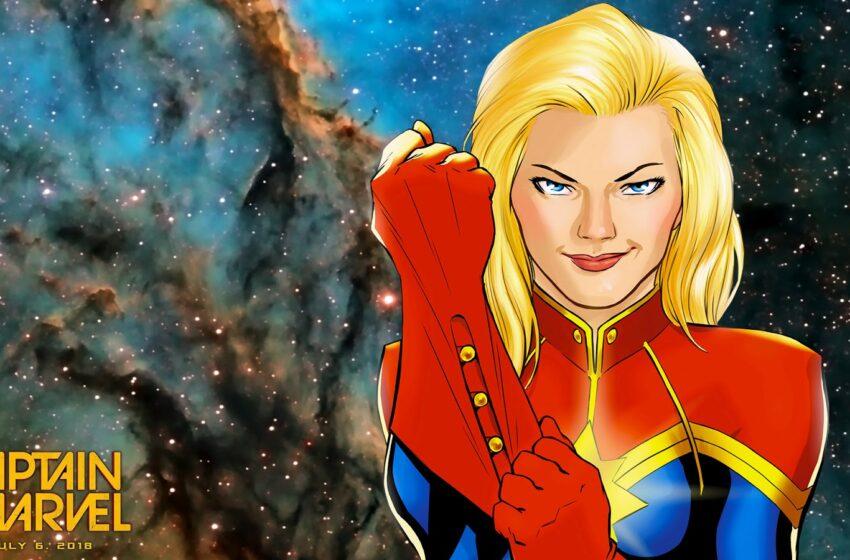 Diretores deixam escapar que a Capitã Marvel estará em 'Vingadores: Guerra Infinita'
