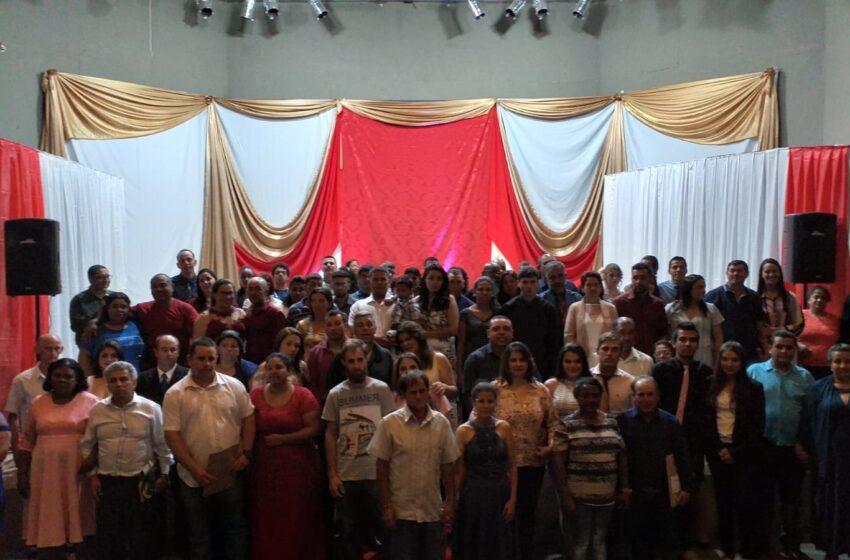 Casamento Comunitário reuniu noivos na Casa do Povo