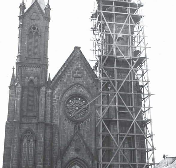 Um Pouco da História da Catedral