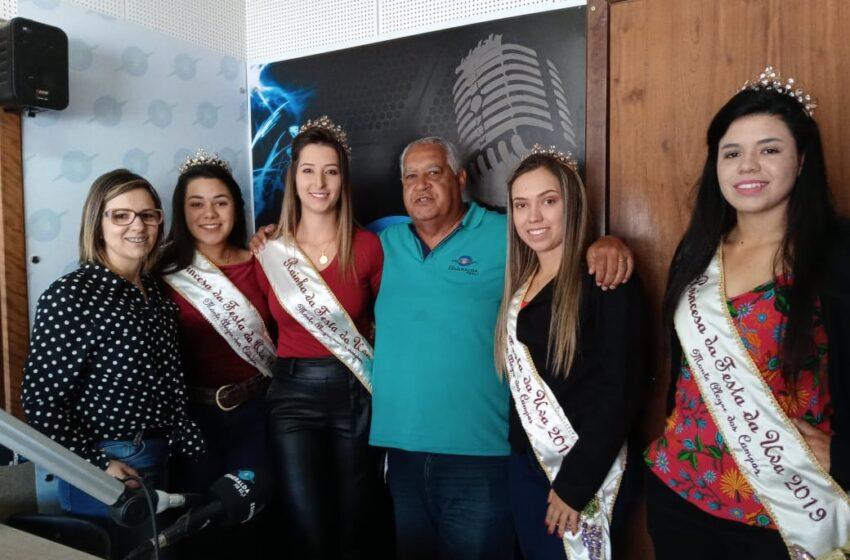 Monte Alegre dos Campos promove a Festa Municipal da Uva