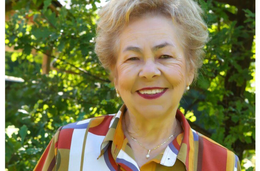 Ceny Paim Mezari receberá Medalha Mulher Cidadã 2020