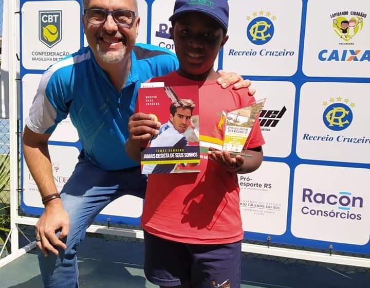 Vitor Moraes é Campeão