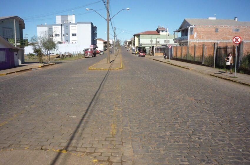 Ruas e Avenidas de Vacaria receberão melhorias através do PAC 2