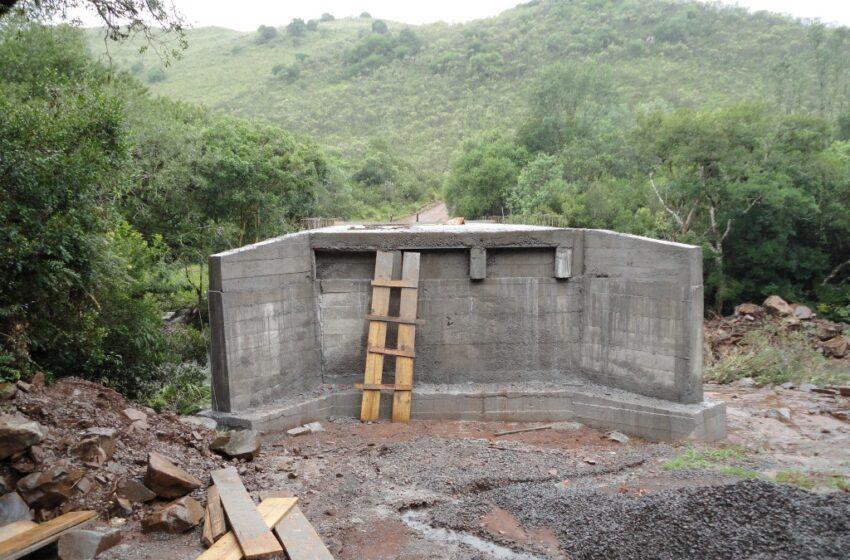 Ponte entre Vacaria e Campestre está em fase final de construção