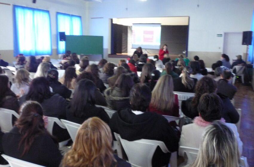 Formação de professores da rede municipal