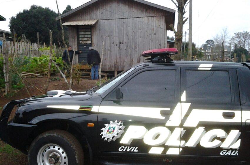Polícia Civil prende autor de homicídio violento e covarde no Bairro Municipal
