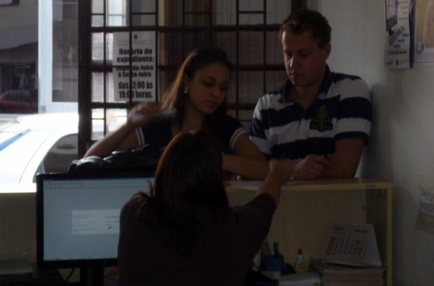 Eleições 2012: Cartório Eleitoral de Vacaria registra grande movimento