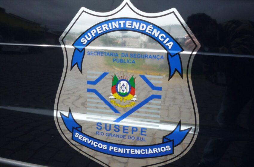 Plantão Policial: Operação pente-fino do Presídio de Vacaria