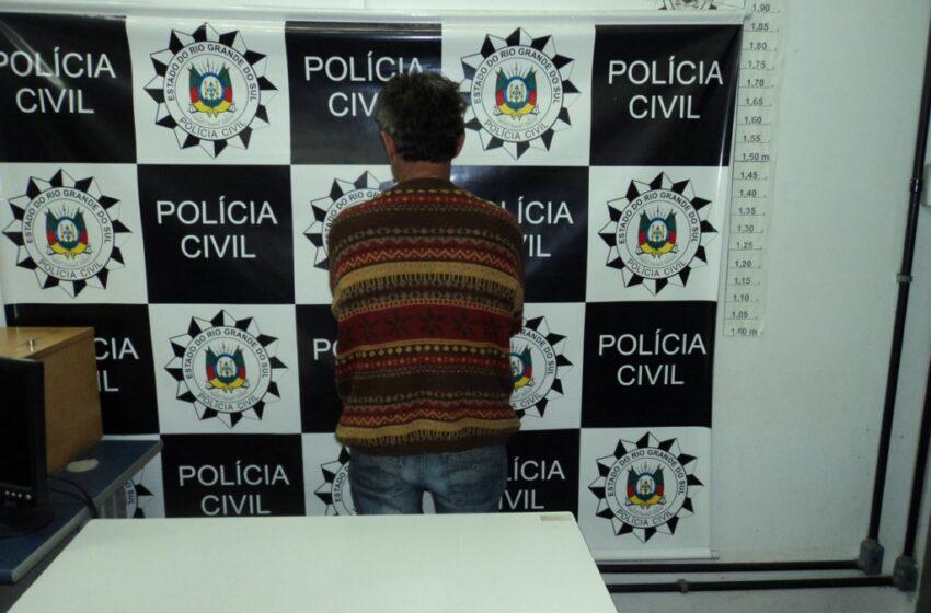 Traficante e foragido da Justiça são presos durante operação realizada por policiais civis de Vacaria