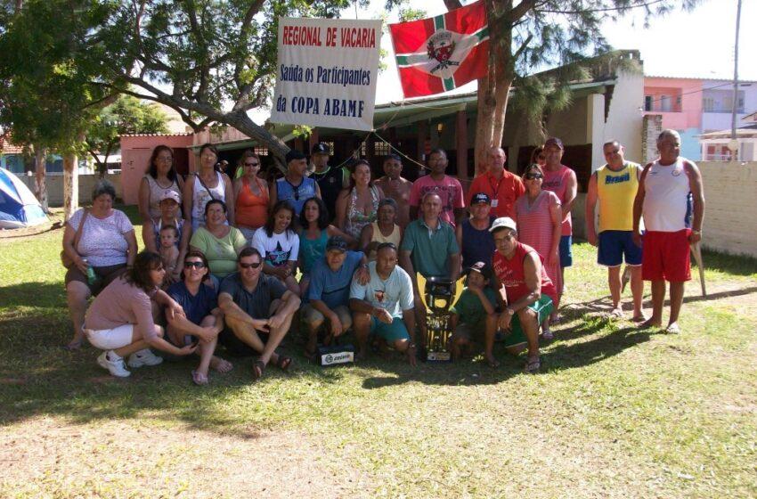 ABAMF Regional Vacaria é bicampeã em disciplina em Cidreira
