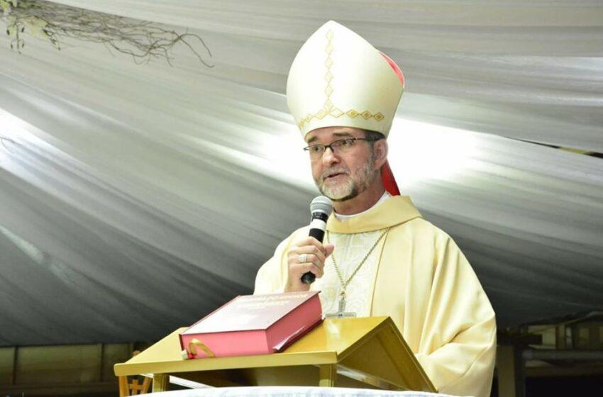 Bispo comemora dois anos de Episcopado
