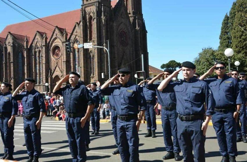 27 Anos da Guarda Municipal de Vacaria