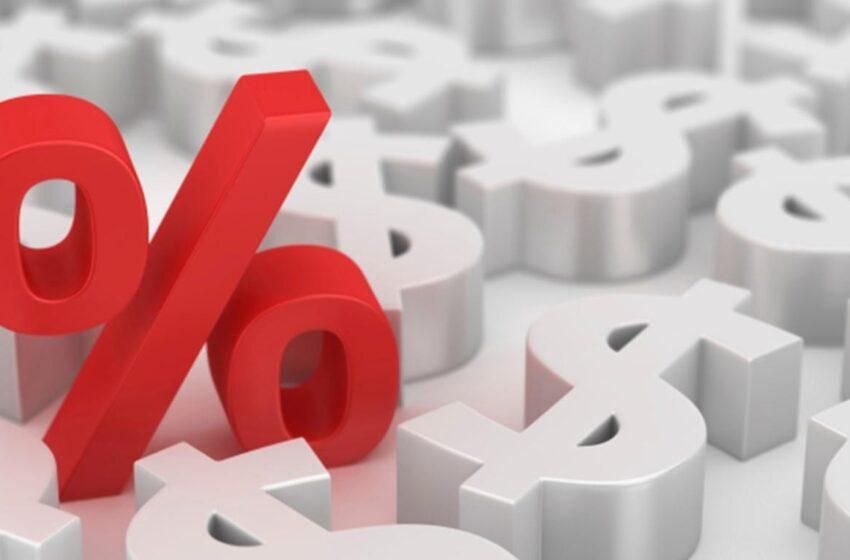 Taxas de juros para empresas e famílias recuam em junho, diz BC