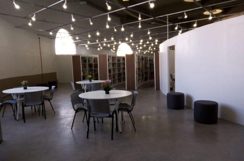 Inaugurado novo espaço da Biblioteca Pública e Museu Municipal