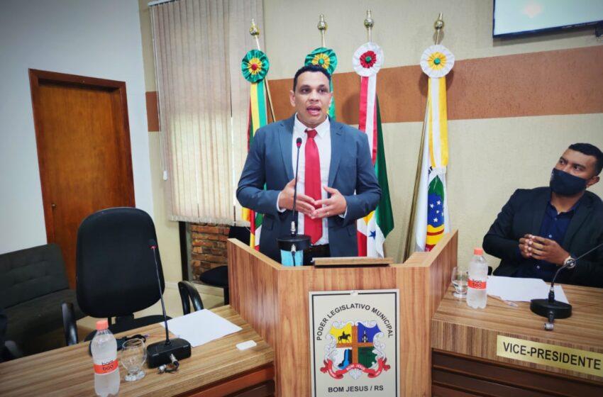 Delegado Ancelmo Carvalho Camargo é empossado na DP Bom Jesus