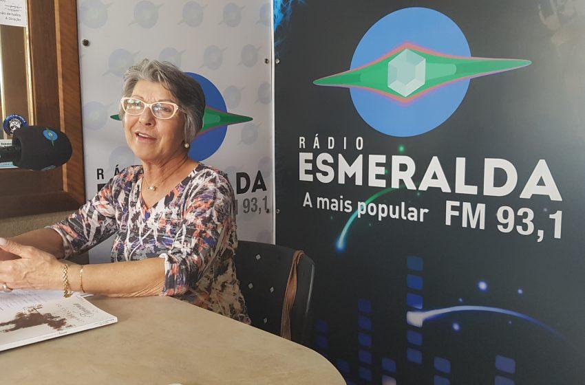 Um pouco da história de Vacaria com a Professora Arlene Abreu