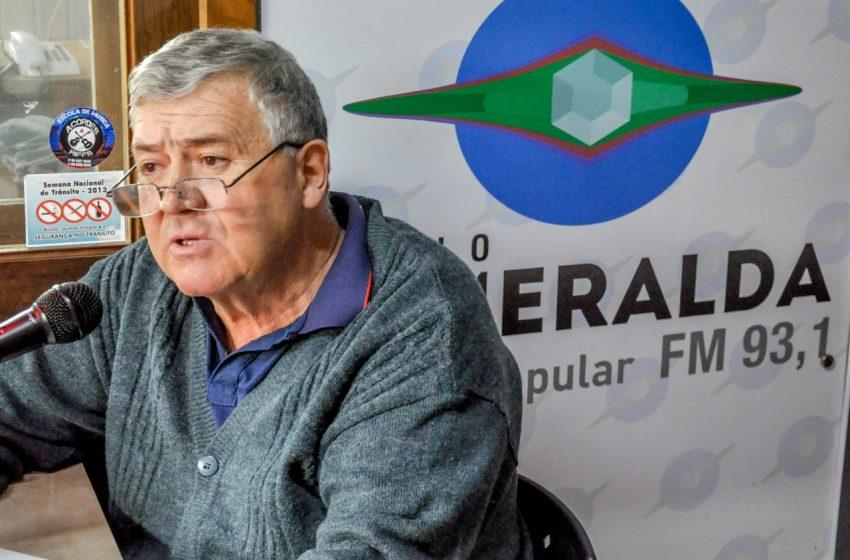 Candidato do PSL quer fazer uma gestão com valores éticos e morais
