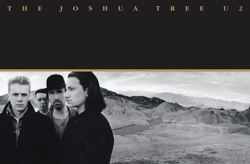 """""""The Joshua Tree"""", do U2, vence votação de melhor álbum dos anos 80"""