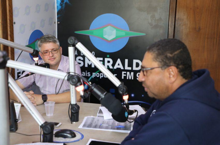 Vice eleito fala de trabalho e anuncia visita da Azul à Vacaria