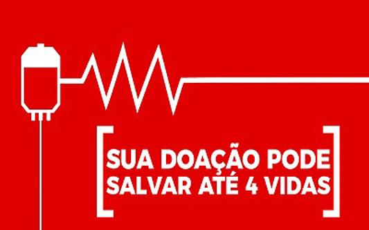Próxima semana tem campanha de doação de sangue em Caxias do Sul