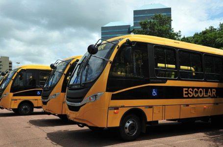 Vacaria receberá dois ônibus escolares