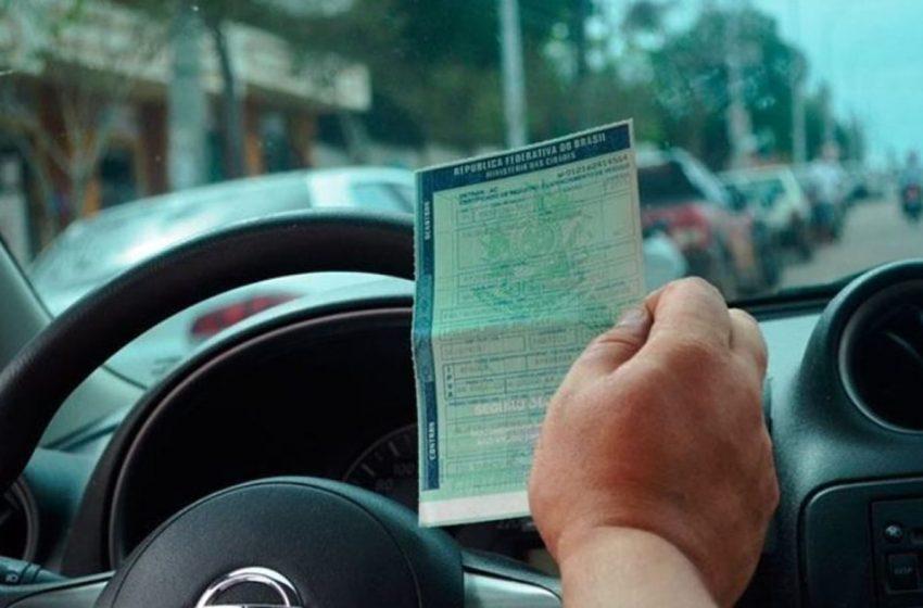 Governo propõe novos valores para taxas de licenciamento do Detran RS
