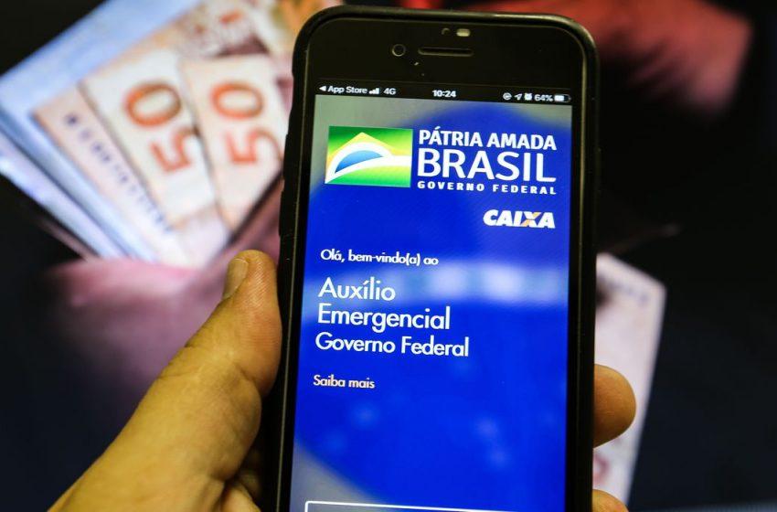 Pagamento do novo auxílio emergencial começa na próxima terça-feira