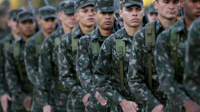 Inscrições para o alistamento militar obrigatório vão até 30 de junho