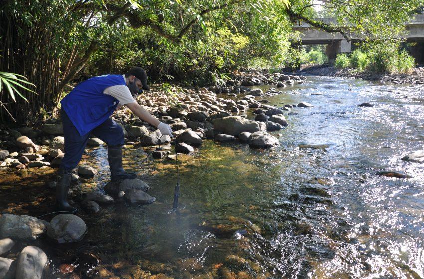Monitoramento indica manutenção da qualidade da água na BR-285/RS/SC