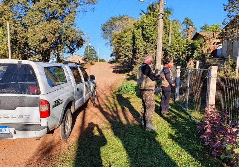 Vigilância ambiental monitora febre amarela no RS com ajuda de aplicativo e de moradores da área rural