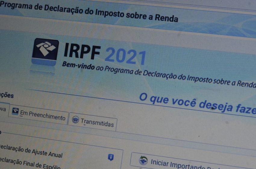 Receita paga hoje as restituições do 4º lote do Imposto de Renda 2021