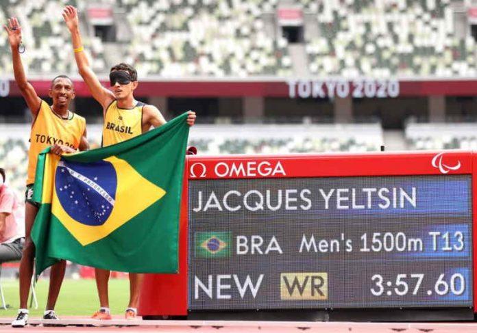 Brasil conquista centésima medalha de ouro em Jogos Paralímpicos