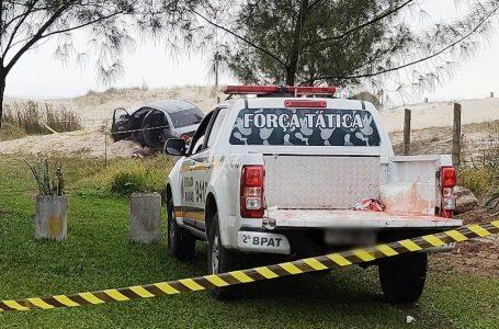 Três integrantes de facção criminosa morrem em confronto com PMs em Arroio do Sal