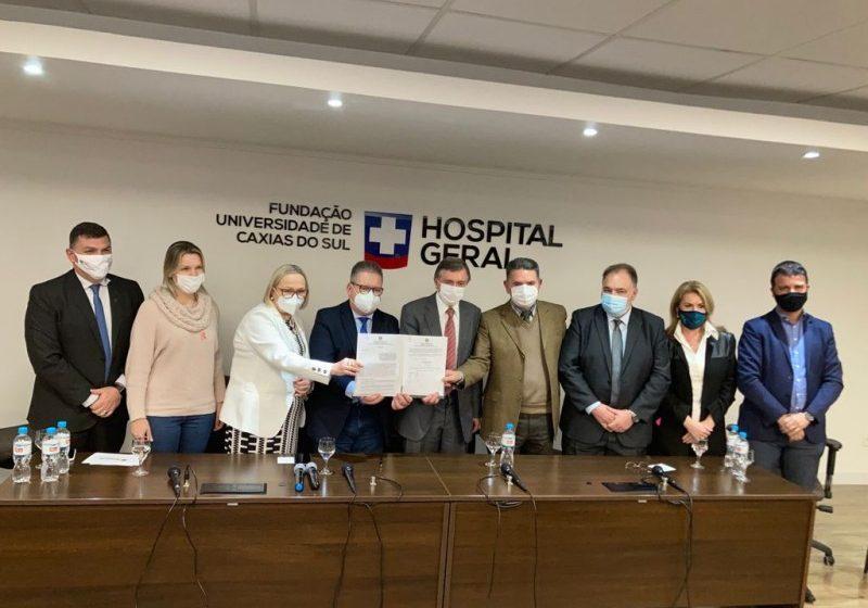 Com apoio do Avançar na Saúde, Hospital Geral de Caxias vai ampliar leitos em 50%