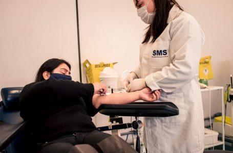 Doadores de sangue de Vacaria podem se inscrever na Campanha Doar É Viver