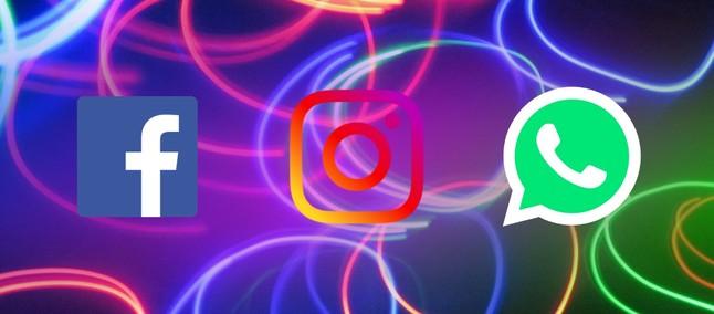 WhatsApp, Instagram e Facebook ficam foram do ar nesta segunda